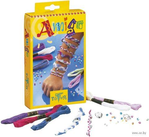 """Набор для плетения браслетов """"Для друзей"""" — фото, картинка"""