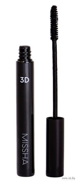 """Тушь для ресниц """"The Style 3D Mascara"""" тон: черный — фото, картинка"""