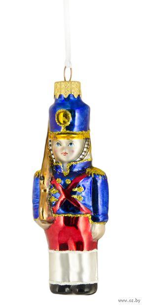 """Ёлочная игрушка """"Солдатик"""" (арт. Ф-67) — фото, картинка"""