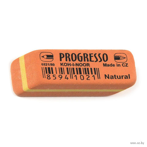 "Ластик ""Progresso"" 6821/80"