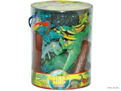 """Игровой набор """"Динозавры"""" — фото, картинка"""