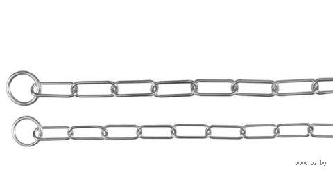 """Ошейник-цепочка для длинношерстных собак """"TRIXIE"""" (46 см, арт. 2148)"""