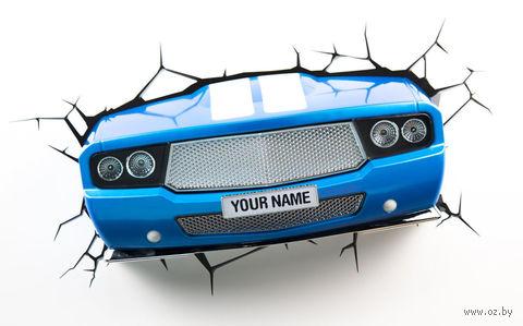 """Декоративный светильник """"Classic Car"""" — фото, картинка"""