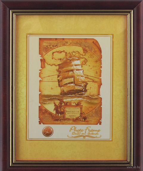 """Фоторамка деревянная """"Grace"""" (15х20 см) — фото, картинка"""