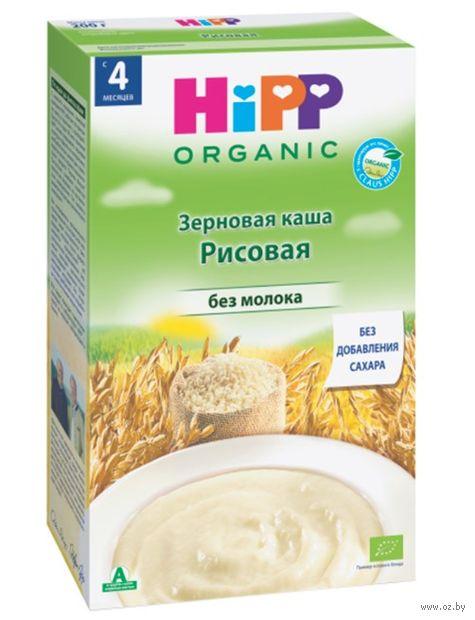 """Детская каша HiPP """"Рисовая"""" (200 г) — фото, картинка"""