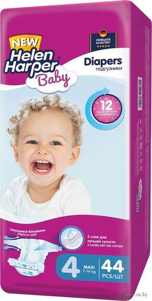 "Подгузники ""Baby Maxi 4"" (7-14 кг; 44 шт.) — фото, картинка"
