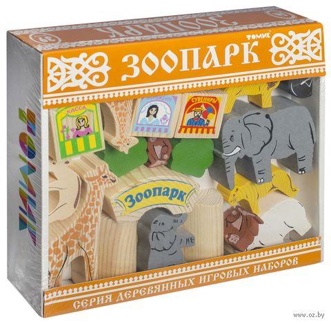 """Конструктор """"Зоопарк"""" (39 деталей) — фото, картинка"""