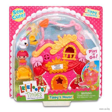 """Дом для куклы """"Lalaloopsy Tinies. Домик Дюймовочки"""""""