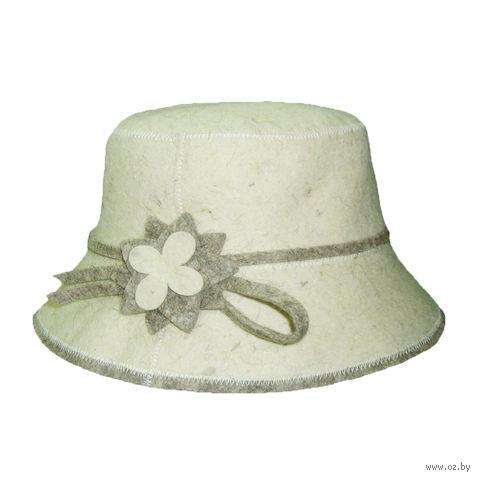 """Шляпа для сауны """"Дамская"""""""