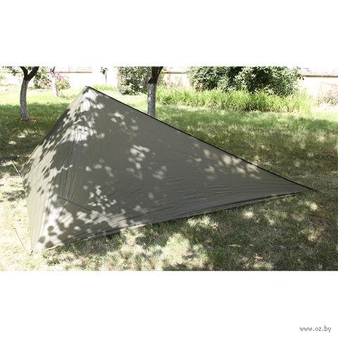 "Тент ""Pyramid"" (Si; оливковый) — фото, картинка"