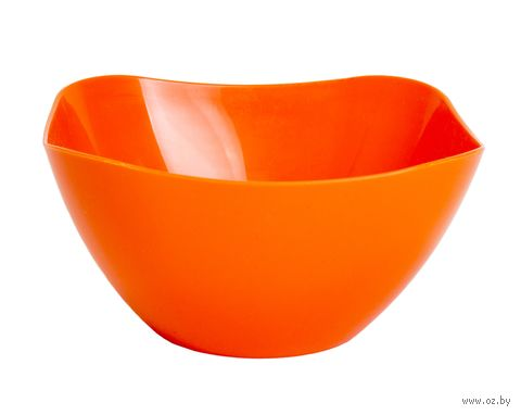 """Салатник """"Funny"""" (0,5 л; мандарин) — фото, картинка"""