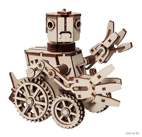 """Сборная деревянная модель """"Робот Макс"""" — фото, картинка"""