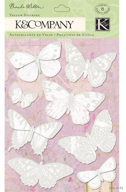 """Стикеры для скрапбукинга """"Бабочки. Флора и фауна"""" — фото, картинка"""