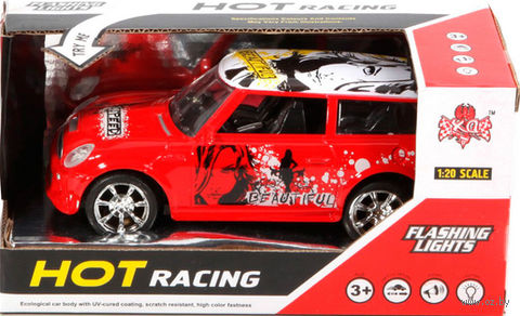 """Игрушка """"Гоночная машина Hot Racing"""" (арт. H555-8)"""