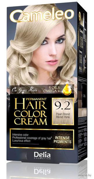 """Крем-краска для волос """"Cameleo"""" (тон: 9.2, жемчужный блондин) — фото, картинка"""