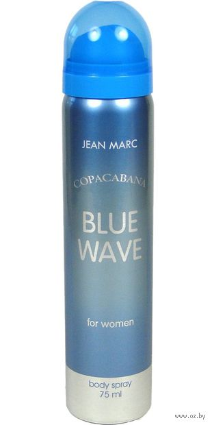 "Дезодорант ""Copacabana Blue Wave"" (спрей; 75 мл) — фото, картинка"