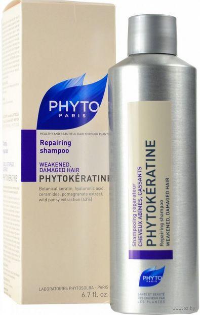 """Шампунь восстанавливающий """"Phytokeratine"""" (200 мл)"""
