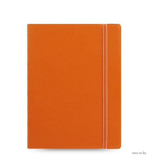 "Записная книжка Filofax ""Notebook Classic"" (A5; orange)"