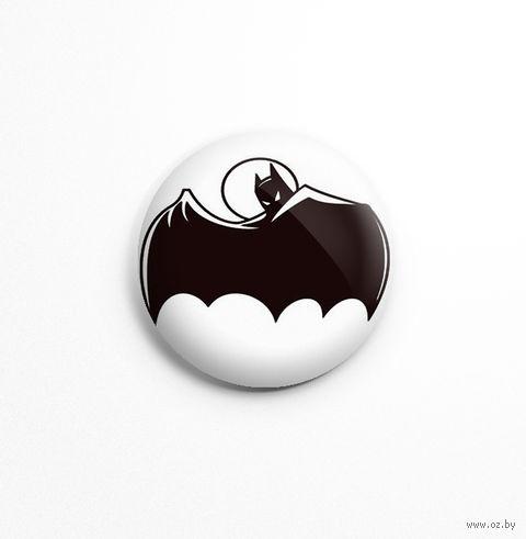 """Значок """"Бэтмен"""" (арт. 598) — фото, картинка"""