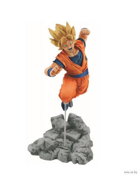 """Фигурка """"Dragon Ball Z Soul X Soul: Super Saiyan Goku"""" — фото, картинка"""