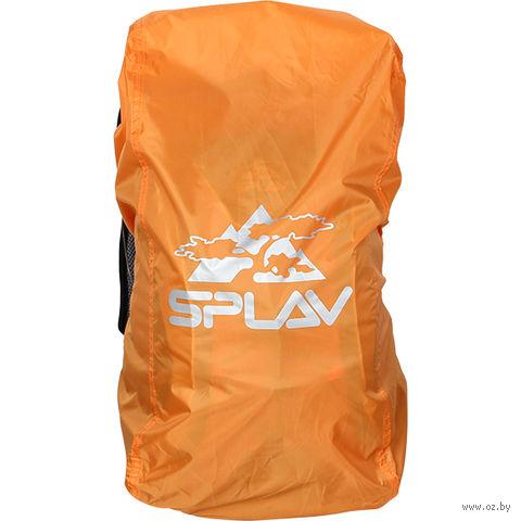 Накидка на рюкзак (15-30 л; оранжевая) — фото, картинка