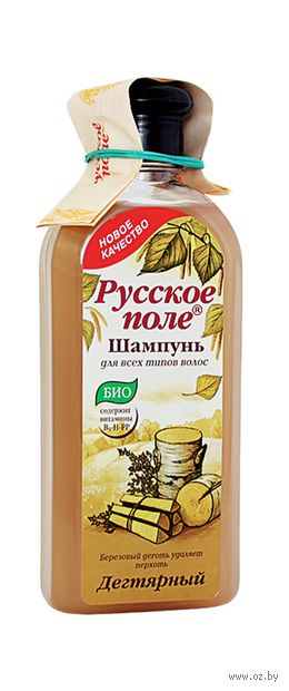 """Шампунь для волос """"Дегтярный"""" (350 мл) — фото, картинка"""