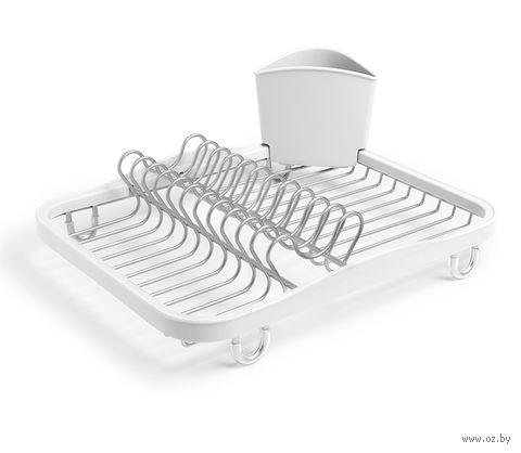"Сушилка для посуды ""Sinkin"" (белая) — фото, картинка"