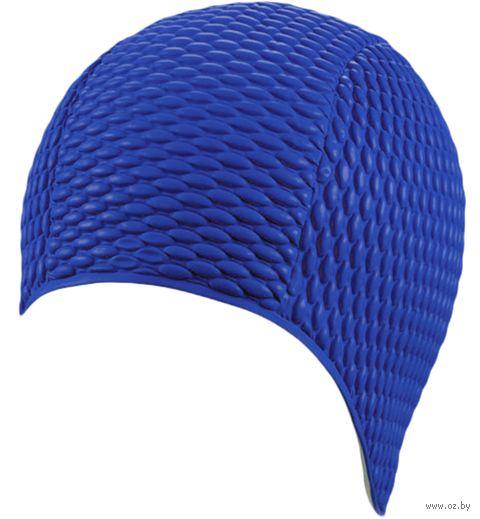 """Шапочка для плавания """"Babble Cap"""" (тёмно-синяя; арт. 3115-54) — фото, картинка"""