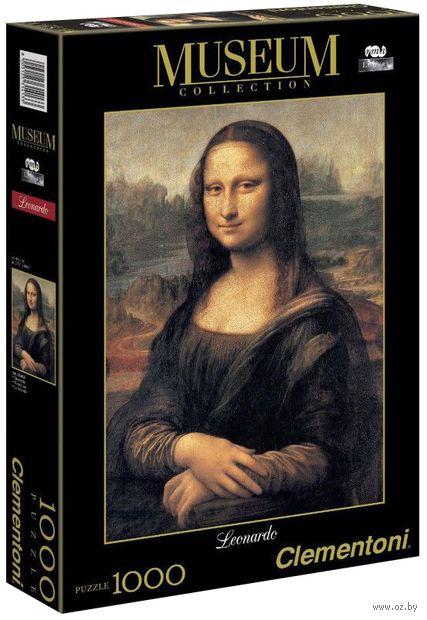 """Пазл """"Мона Лиза"""" (1000 элементов) — фото, картинка"""
