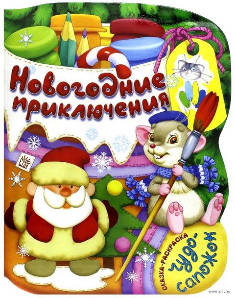Новогодние приключения. Чудо-сапожок — фото, картинка