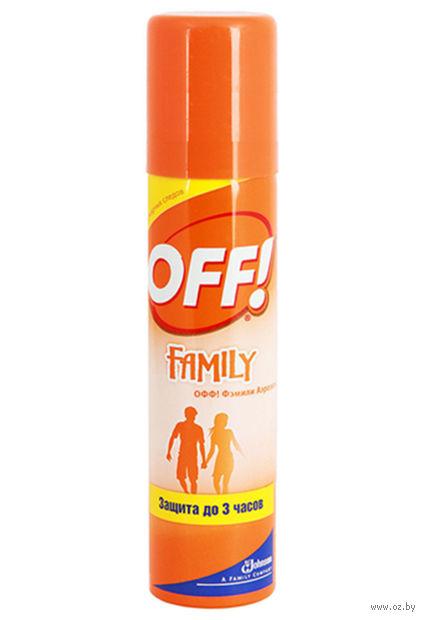 "Аэрозоль от комаров ""Family"" (100 мл) — фото, картинка"
