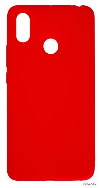 Чехол Biggo для Xiaomi Mi Max 3 (красный) — фото, картинка