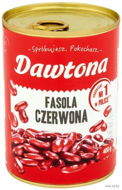 """Фасоль консервированная """"Dawtona. Красная"""" (400 г) — фото, картинка"""