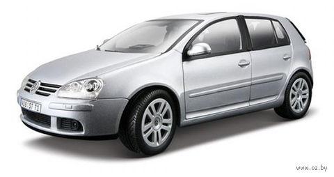 """Модель машины """"Bburago. Volkswagen Golf V"""" (масштаб: 1/18)"""