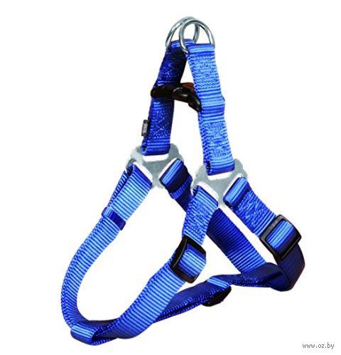 """Шлея для собак """"Premium Harness"""" (размер XS-S; 30-40 см; синий)"""