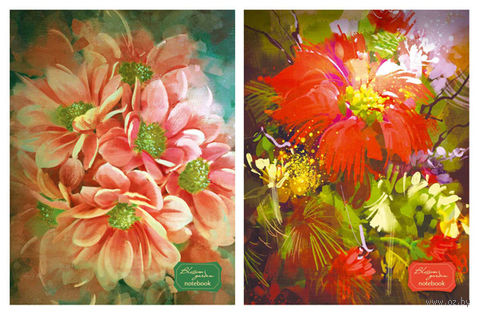"""Блокнот """"Blosson garden"""""""