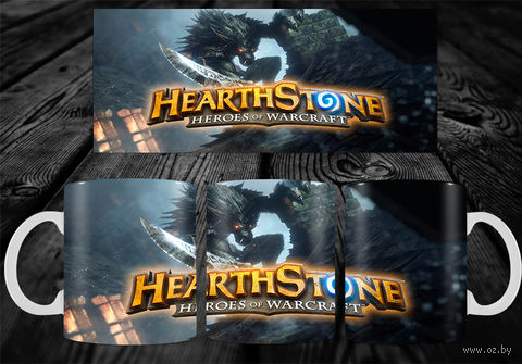 """Кружка """"Hearthstone"""" (арт. 3) — фото, картинка"""