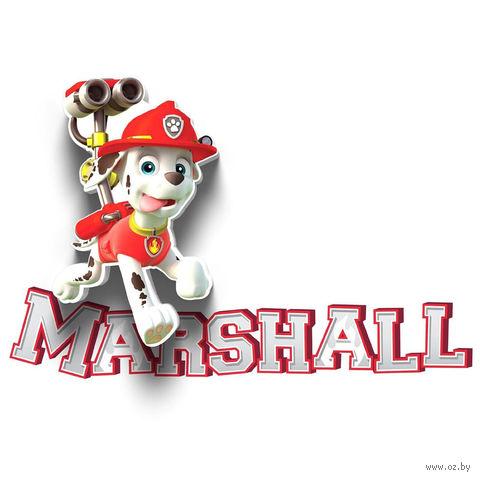 Декоративный мини-светильник - Щенячий патруль. Маршал