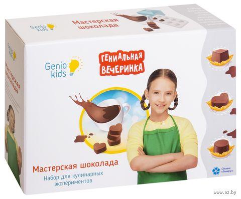"""Набор кулинарный """"Мастерская шоколада"""""""