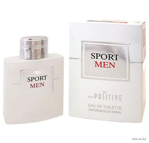 "Туалетная вода для мужчин ""Sport men"" (90 мл) — фото, картинка"