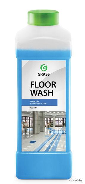 """Средство для поломоечных машин """"Floor wash"""" (1 л) — фото, картинка"""