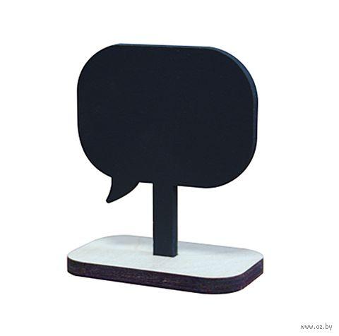 "Грифельная доска ""Чат"" (арт. 40003) — фото, картинка"