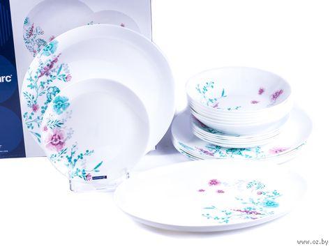 """Набор тарелок """"Diwali Sabline"""" (19 шт.) — фото, картинка"""