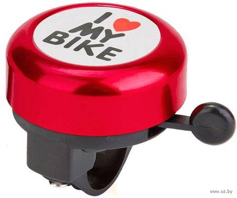 """Звонок для велосипеда """"45АЕ-01/210138"""" — фото, картинка"""
