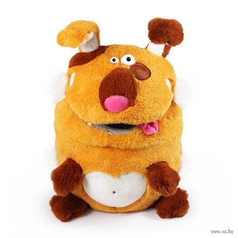 """Мягкая игрушка """"Пёс"""" (21 см) — фото, картинка"""
