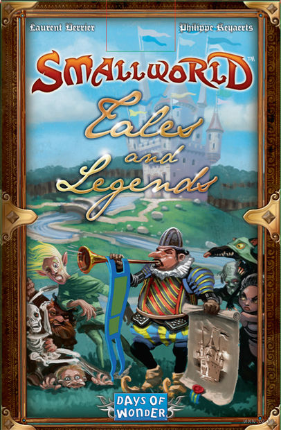 SmallWorld: Tales and Legends (дополнение)