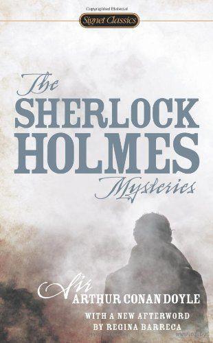 The Sherlock Holmes Mysteries. Сэр Артур  Конан Дойл