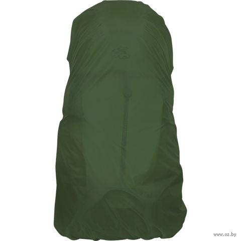 Накидка на рюкзак (20 л; олива) — фото, картинка