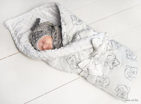 "Конверт-одеяло ""Мишутка"" — фото, картинка"