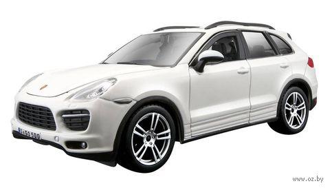 "Модель машины ""Bburago. Porsche Cayenne Turbo"" (масштаб: 1/24)"